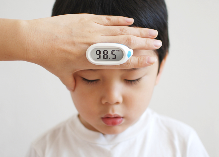 using-forehead-thermometers